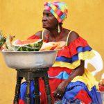 sprzedaż uliczna owoców