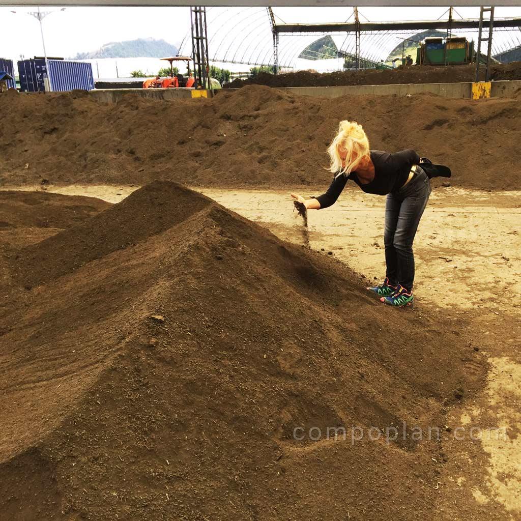 Jakość kompostu